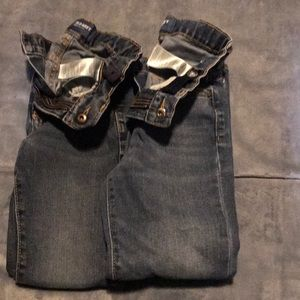 2 Pairs of boys skinny jeans